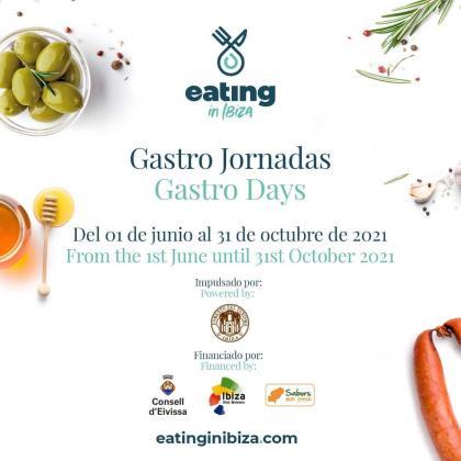 Las gastro jornadas Eating in Ibiza se podrán disfrutar todo el verano hasta el 31 de octubre.