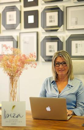 La empresaria Nuria Moreno.