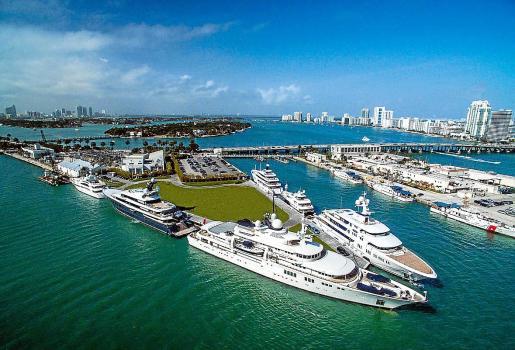La compañía IGY cuenta con puertos deportivos en Maine, Nueva York, Florida (Estados Unidos), Santo Tomás, San Martín y Santa Lucía (Caribe), Cabo San Lucas en México y Santa Marta en Colombia. En Europa dispone de puertos en Inglaterra, Italia, Francia y España.