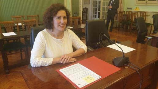La diputada de Formentera Silvia Tur.