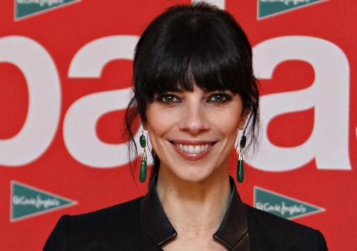 La actriz Maribel Verdú, candidata al premio a la Mejor Actriz en los Premios Goya 2013, durante la presentación de la campaña publicitaria de unos grandes almacenes españoles que la actriz madrileña protagoniza.