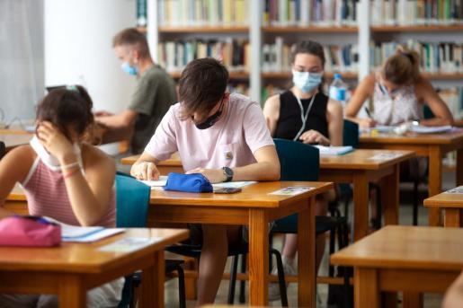 A la hora de plasmar sus respuestas los alumnos tienen libertad absoluta.