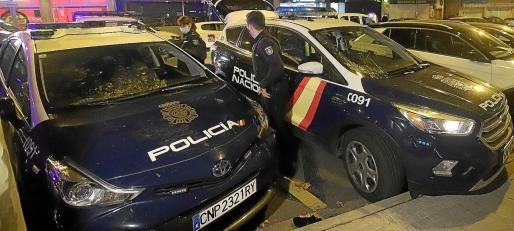El arrestado fue interceptado por agentes de la Policía Nacional y trasladado a la Jefatura de Palma.