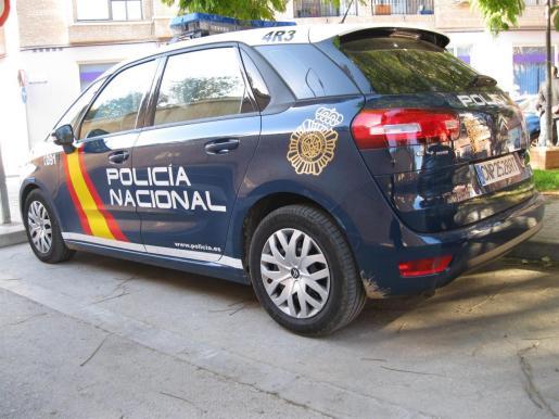 Coche de la Policía Nacional. - POLICÍA NACIONAL