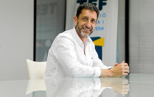 Antonio Amengual, presidente del PI.