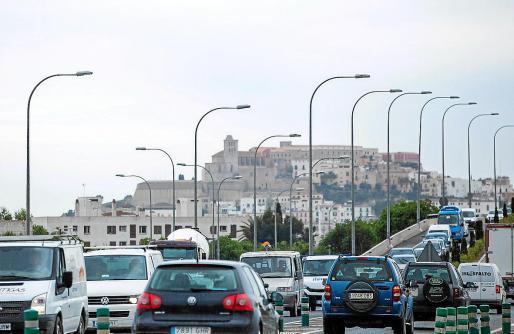 Las emisiones de gases contaminantes bajó a mínimos históricos en Ibiza por los efectos de la pandemia.