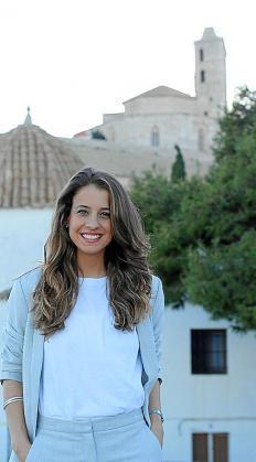 Gloria Santiago, en una imagen de archivo.