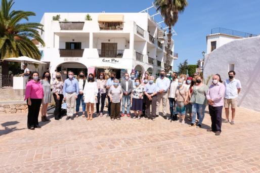 Presentación de la web www.emblematicsbalears.es