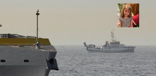 El cuerpo de Olivia ha sido localizado en aguas de Tenerife a mediodía de este jueves.