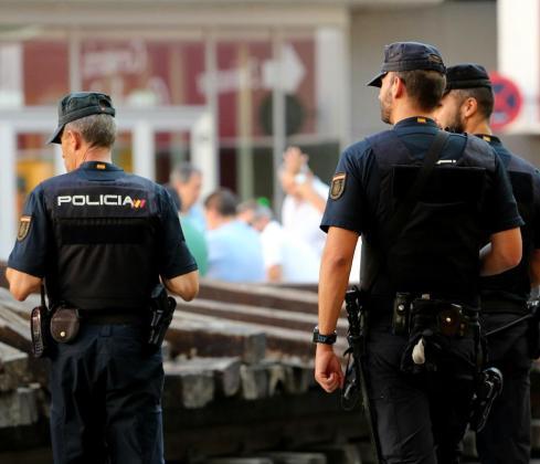 La Policía Nacional investiga lo ocurrido.