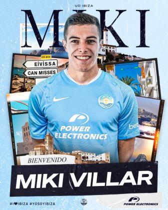 Miki Villar.