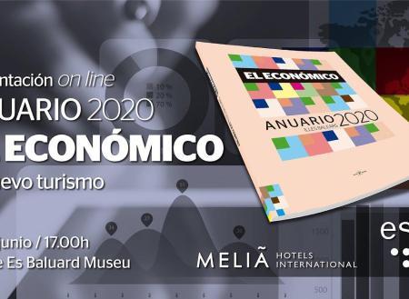 Presentación anuario Económico 2020