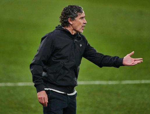 Raúl Garrido, nuevo entrenador del CD Ibiza.