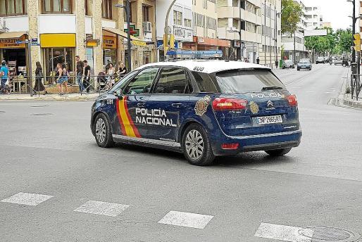 El joven turista fue detenido por la Policía Nacional.