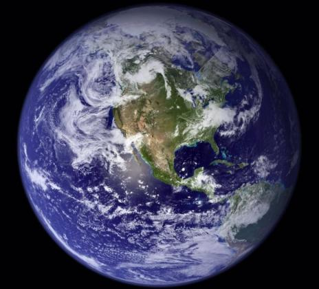 La Tierra - NASA