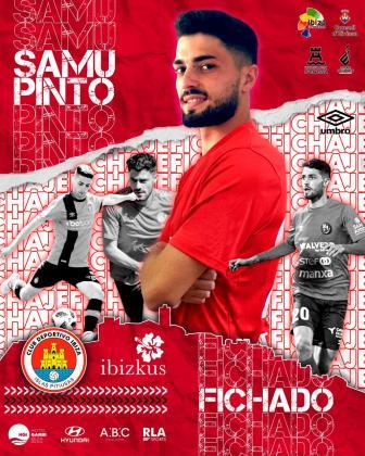 Samu Pinto.