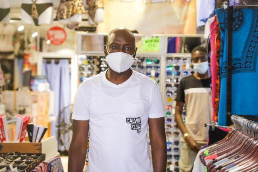 Ibrahim Gueye, del souvenir Oh! Bongo..