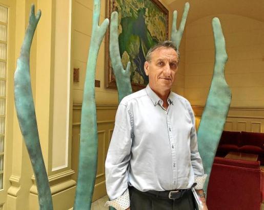 El director de la OBIA, Serafín Carballo.