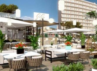 El restaurante Siso Beach de Palmanova da la bienvenida a sus clientes desde el vanguardismo