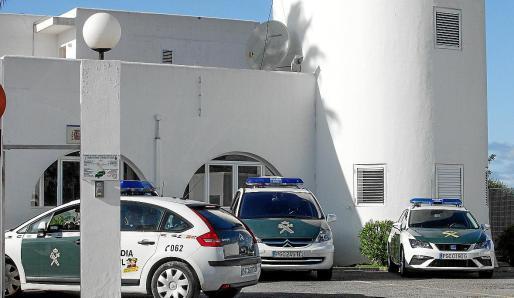 El caso fue investigado por la Guardia Civil del Puesto de Sant Antoni, en ses Païsses.