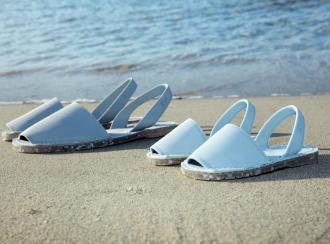 Ria Menorca, originales diseños de las auténticas abarcas menorquinas