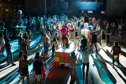 Prueba piloto realizada en el Hard Rock Hotel Ibiza.