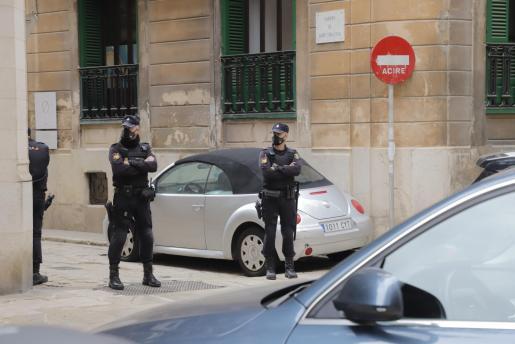 En Baleares, las Fuerzas y Cuerpos de Seguridad, tanto del Estado como las policías locales, interpusieron más de 24.000 denuncias por infracciones, el 85% quedaron sin tramitar.