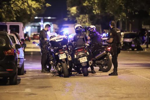 La Policía Nacional detiene a un holandés y otros doce han huido a su país relacionados con la paliza un compatriota en la Platja de Palma.