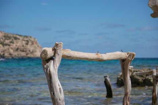 Una estampa de Formentera.