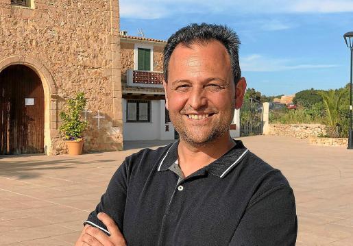 El portavoz de Sa Unió, Llorenç Córdoba.