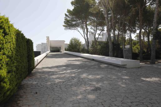Palacio de Congresos de Ibiza, en Santa Eulària.
