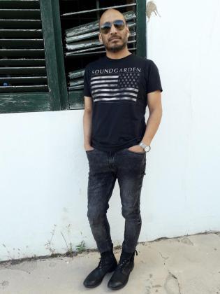 El poeta peruano e impulsor de 'Ojoxojo' en una imagen reciente.