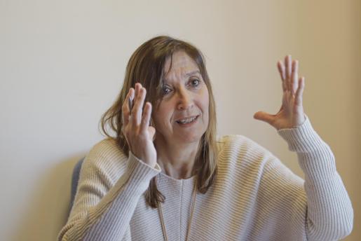 Maria Antònia Font, directora general de Salut Pública.