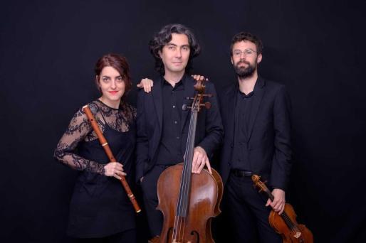 El concierto correrá a cargo del trío Il Gesto Armónico.