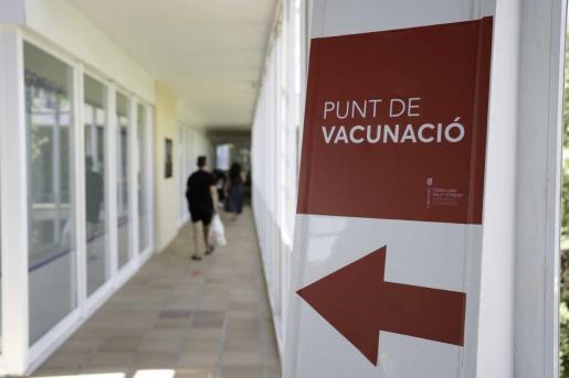 Baleares abre las citas para vacunar a los menores de 12 a 15 años.