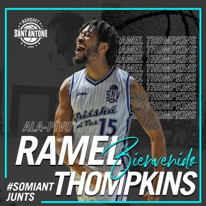 Ramel Thompkins.
