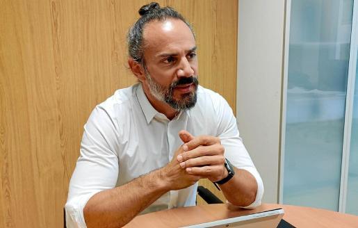 Eduardo Arturo Robsy Petrus, Director General de Vivienda y Arquitectura del Govern.
