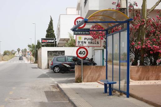 Dispositivo. Los radares su ubicarán en vías urbanas y travesías como el Camí Vell de Sant Mateu o Can Negre.
