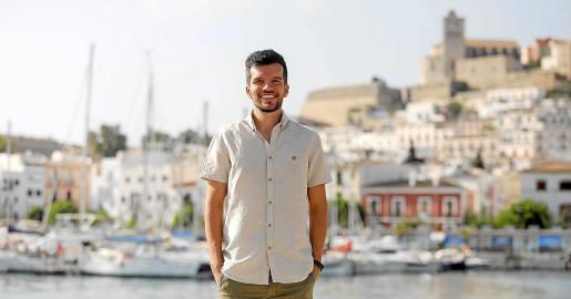 Jorge Belino es el ingeniero ambiental del Observatorio de la Sostenibilidad de IbizaPreservation.