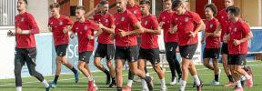 El nuevo Formentera ya toca balón