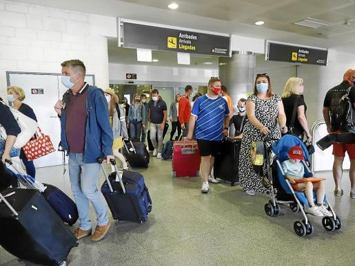 Las reservas de turistas holandeses habían registrado una caída tras la última actualización del semáforo epidemiológico.