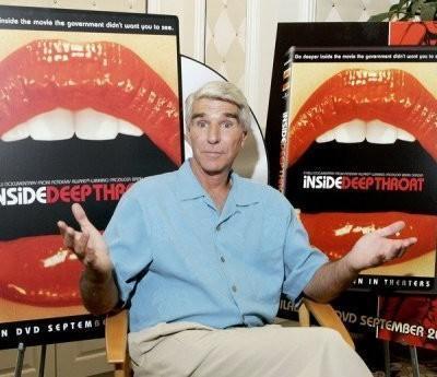 Harry Reems, protagonista de 'Garganta profunda', en una imagen de archivo.