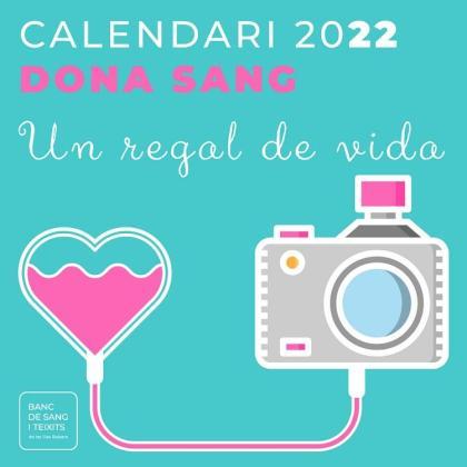 El Banco de sangre y tejidos de Baleares convoca un concurso de fotos para su calendario de 2022.