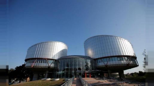 Tribunal Europeo de Derechos Humanos de Estrasburgo.
