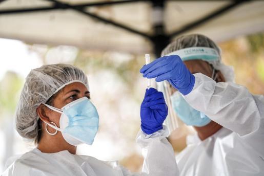 El Servei Balear d'Epidemiologia, ni este sábado ni este domingo, ha notificado nuevos casos al Ministerio de Sanidad.