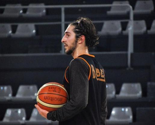 Lucas Antúnez aportará su experiencia en la dirección de juego.