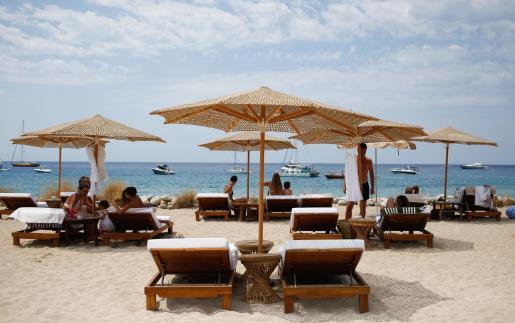 Las Islas acogen esta semana a 200.000 visitantes del Reino Unido de vacaciones.