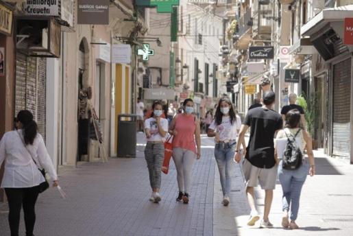 Baleares ha sido una de las zonas más afectadas por la crisis derivada de la pandemia.