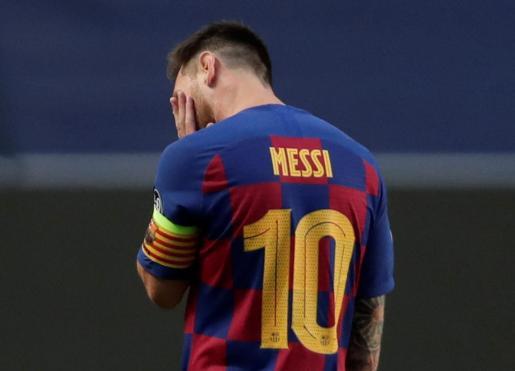 Imagen de Leo Messi.