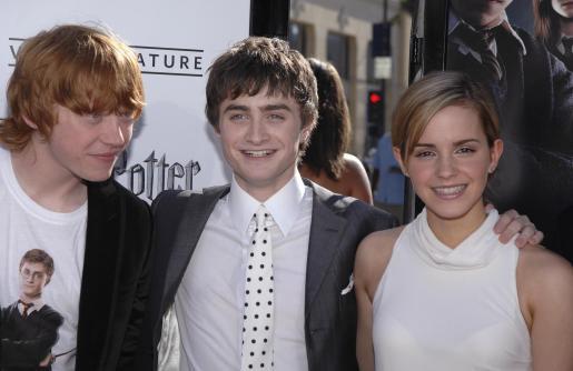 Los tres protagonistas de la saga han amasado fortunas millonarias.